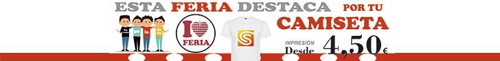 Feria San Lucas 2016 tu camiseta en Copistería Copi-Servic